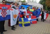 Лукашенко в Кишиневе напомнили о правах человека