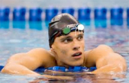 Пловец Павел Санкович снова установил рекорд Беларуси