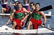 Белорусская четверка-каноэ взяла золото