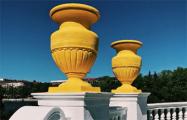 Дизайнер предложил закрасить весь Минск желтым