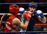 Четверо белорусских боксеров вышли в полуфинал чемпионата Европы