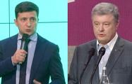 Опрос социологов: четыре вывода об избирателях Порошенко и Зеленского