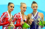 Белорусские гимнастки выиграли серебряные медали в командном зачете на ЧМ в Штутгарте