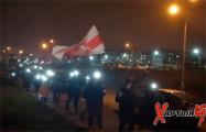 Марш в Сухарево: «Пора менять лысую резину!»