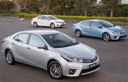 Топ-5 самых популярных автомобилей в мире и Беларуси