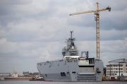 Франция отказалась поставлять России первый «Мистраль»
