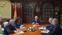 Лукашенко: падение экономики - терпимое