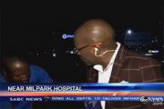 Телекомпания в ЮАР сняла на камеру ограбление собственного репортера