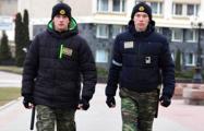 БРСМовцы с дубинками патрулировали улицы Гродно