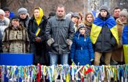 Половина украинцев считают минские соглашения невыгодными для страны