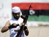 Повстанцы захватили резиденцию Каддафи
