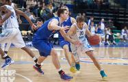 Лига ВТБ: «Цмокі» уверенно обыграли «Нижний Новгород»