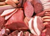 В тайнике туравтобуса в Беларусь пытались ввезти 350 килограмм мяса