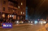 Жители Гомеля свободно гуляют по городу
