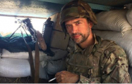 Российский актер Пашинин стал добровольцем в украинской армии