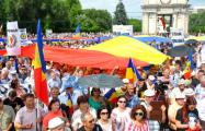 «Долой мафию»: в Молдове тысячи людей протестовали против власти