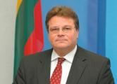 Новым главой МИД Литвы может стать посол в Беларуси Линкявичюс