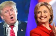Опрос: Трамп обошел Клинтон в президентской гонке