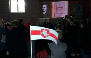 Во дворе ЖК «Аркадия» проходит лекция о национальных символах