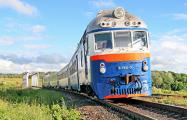 Маршрут поезда Могилев — Львов продлят до Трускавца