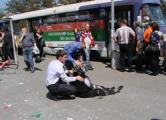 МИД: Белорусы во время взрывов в Днепропетровске не пострадали