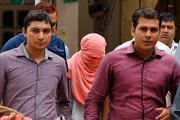 В Индии осудили малолетних участников банды насильников