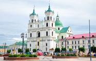 В Гродненском костеле сегодня увидели позитивный знак для Беларуси