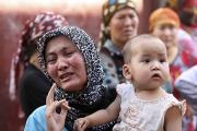 В Синьцзяне подорвали пещеру с террористами и их семьями