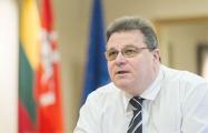 Линас Линкявичюс: Нарушение воздушного пространства не создало угрозу Беларуси