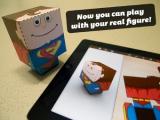 На iPad вышло приложение для создания 3D-фигурок из бумаги