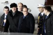 СМИ узнали подробности мирного плана Олланда-Меркель