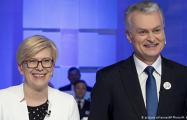 В Литве состоялись выборы президента: первые результаты