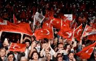 В Турции проходят протесты из-за пересмотра результатов выборов