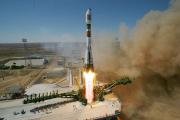 С Байконура стартовал «Союз-ФГ» с годовой экспедицией на МКС