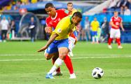 Бразильцы не смогли обыграть сборную Швейцарии на ЧМ-2018