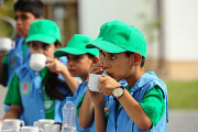 Группа сирийских детей 15 января приедет оздоровляться в Беларусь