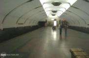 Первую ветку минского метро парализовало на 17 минут