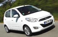 Самым популярным автомобилем в Беларуси стал Hyundai