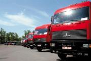 Экспорт белорусских грузовиков в Россию упал на 54,5%