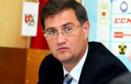 Лукашенко уволил Рыженкова с поста первого вице-президента НОКа