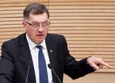 Премьер-министр Литвы надеется на честные выборы в Беларуси