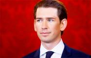 Партия Курца лидирует на выборах в Австрии