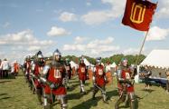 «Лавина всадников ВКЛ прорвала линию московской пехоты»