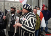 В Минске прошла акция протеста ИП