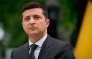 Владимир Зеленский поддержал белорусский народ
