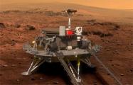 Китай впервые успешно доставил марсоход на поверхность Марса: видеофакт