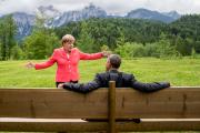 Меркель пригрозила Москве ужесточением санкций