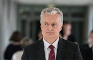 Президент Литвы: Карантин – болезненный, но необходимый шаг для защиты людей