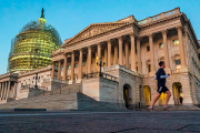 Белый дом пригрозил отклонить представленный сенатом проект бюджета