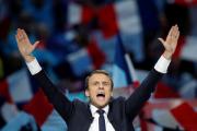 Опубликованы первые итоги выборов президента Франции